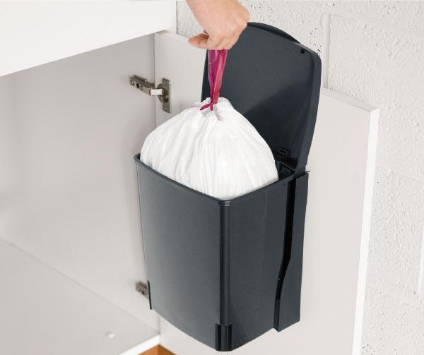 395246 Ведро для мусора встраиваемое