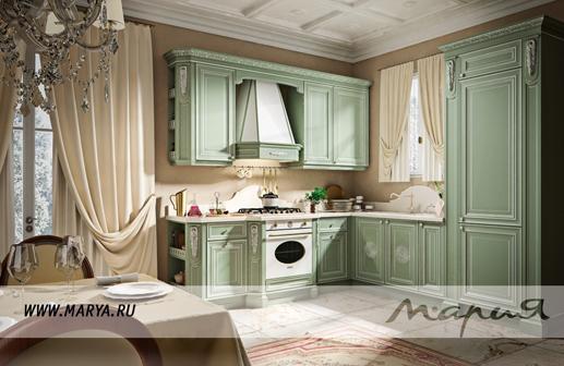 фото кухни Rosa