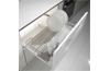 Inoxa 1703Y/ХХ-50 Выдвижная сушка для посуды
