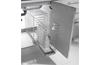Inoxa 302/30  Кассетница для бытовой химии