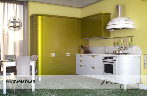 фото кухни Life