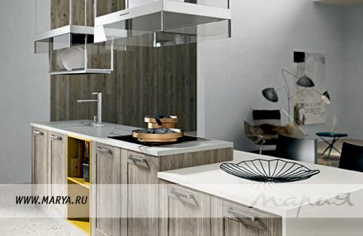 фото кухни Rumba