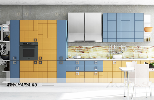 Кухня, которая танцует Twist!