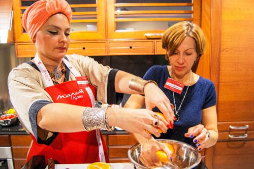 Кулинарные мастер-классы в Москве продолжаются!