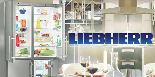 LIEBHERR: холод родом из Германии