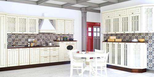 Новый образ кухни Daniela