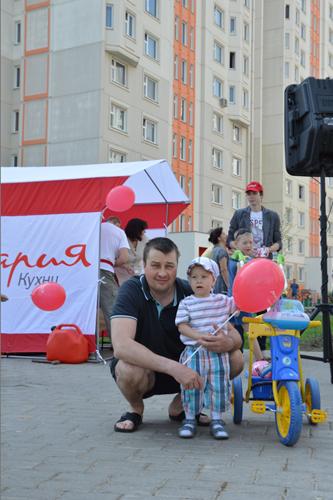 Детский праздник в г. Мытищи