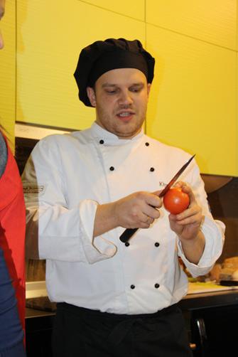Кухня – мастерская волшебника!