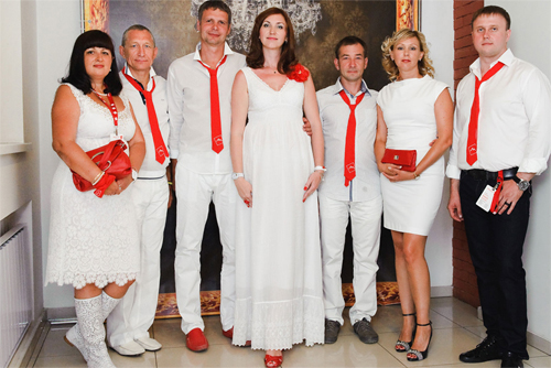 XVI съезд дилеров Мебельной фабрики «Мария»