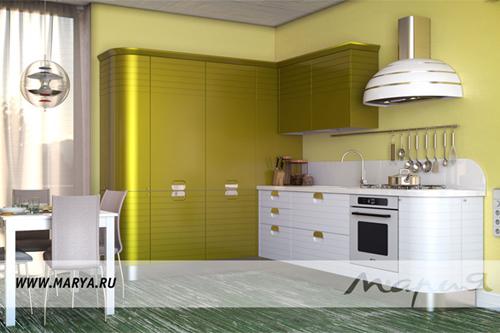 Кухонный гарнитур Life — это радость жизни в каждом мгновении!