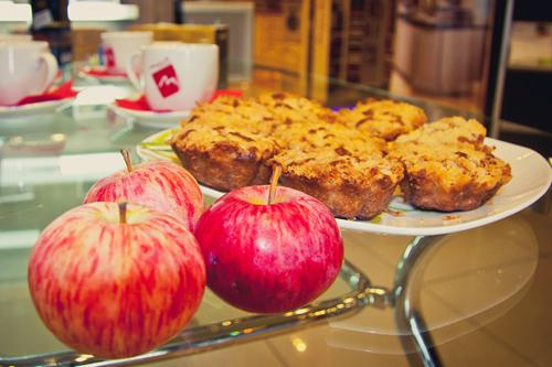 Выходные с ароматом яблок и корицы!