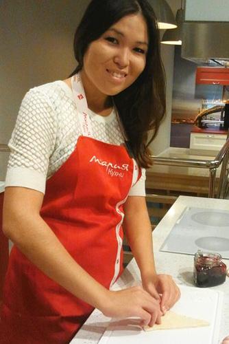 Прошел первый кулинарный уикенд в Челябинске!