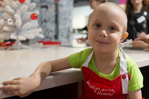 «Мария» и фонд «Подари жизнь»: маленький, но важный детский праздник!