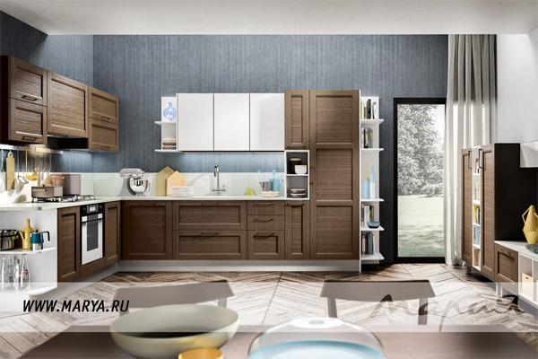 Новая модель кухни – Vanessa!