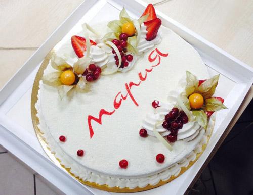 Маленькие искушения от «Peche Mignon» – в «Марии»!