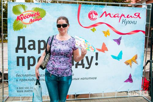 «Мария» подарила прохладу Воронежу и Нижнему Новгороду