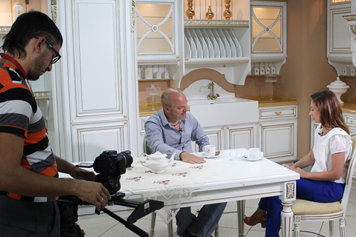 «Нестандартный разговор» с Ефимом Кацем