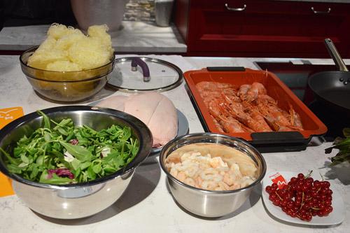 Мастер-класс китайской кухни в «Марии»
