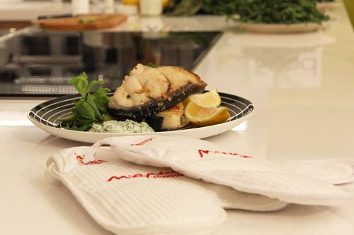 В «Марии» приготовили экзотическое блюдо из акулы