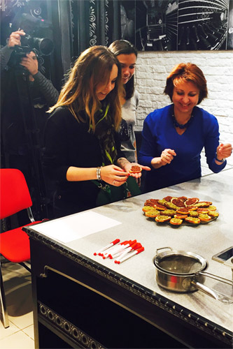 «Мария» провела мастер-класс в Нижнем Новгороде