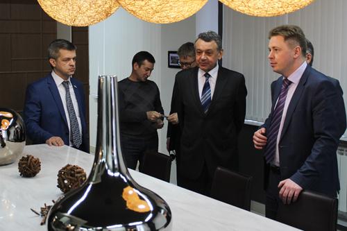 «Марию» посетил заместитель министра промышленности и торговли РФ