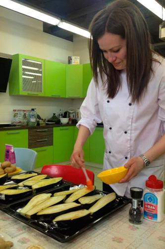 Благотворительный кулинарный мастер-класс «Особое меню»